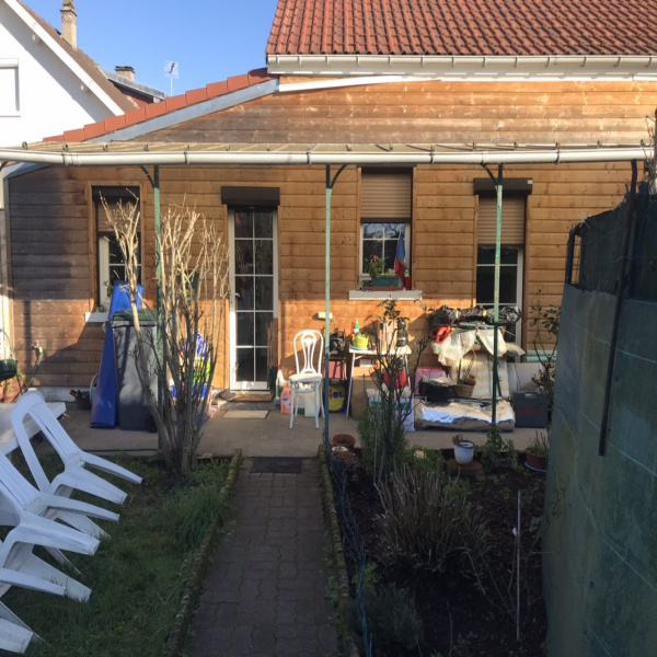 Offres de vente Maison Le Grand-Quevilly 76120